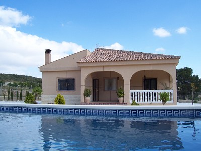 Spain Property, Real Estate Villa Murcia Spain