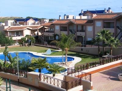 Property Details (Apartment   GRAN ALACANT   Alicante) :