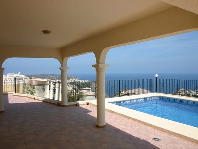 Spain Property, Real Estate Villa Costa Blanca Spain