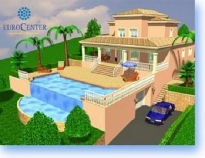 Spain Property, Real Estate Villa Alicante Spain
