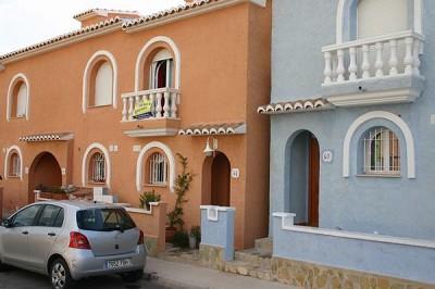 Spain Property, Real Estate Apartment or Flat Costa Blanca Spain